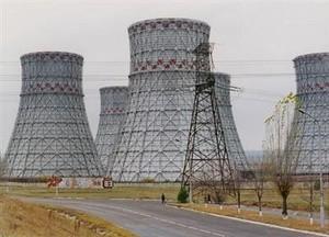 ЛАЭС Сосновый бор (Ingress image)