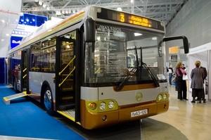 russian hybride bus Liaz-5292x (Ingress image)