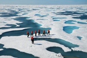 arctic climate (Ingress image)