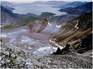 national park Beringia (Ingress image)
