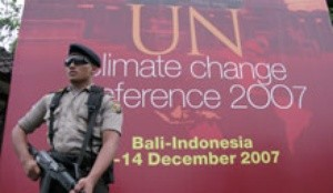 UN climate conference in Bali (Ingress image)