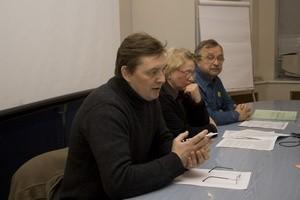 Saulus Piksris, Lidia Popova, Oleg Bodrov (Ingress image)