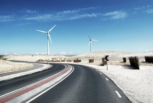 Wind power (Ingress image)