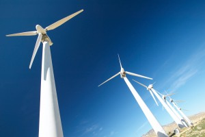 renewable Wind power turbines