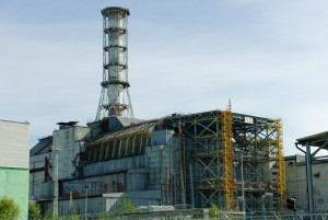 Chernobyl Nuclear Plant 2010