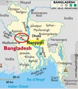 rooppur-map