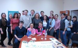 Участники семинара «Эко-Юрист» в Волгограде. 25-26 апреля 2015 года.
