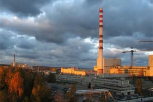 Ленинградская АЭС.