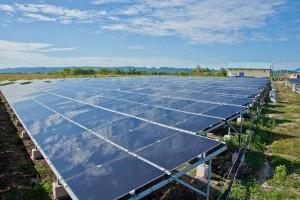 Solar power renewable