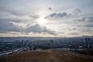 Krasnoyarsk view
