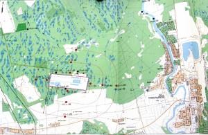 Krasniy Bor map