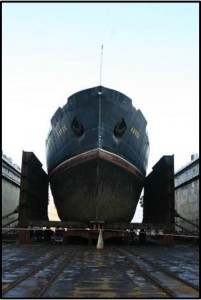 Lepse-dock