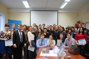 Участники семинара «Эко-Юрист» в Волгограде.