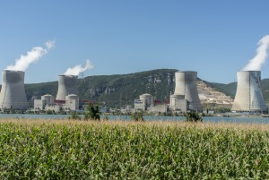 АЭС Крюа, Франция.
