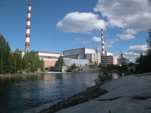 Kola Kolskaya AES Nuclear plant