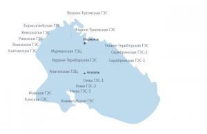 map-hydro