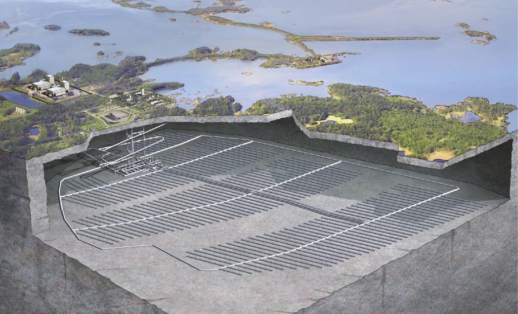 Проект создания глубинного ПЗРО в Швеции приостановлен