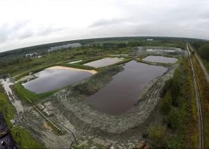 Две новые карты на полигоне токсичных отходов «Красный Бор».