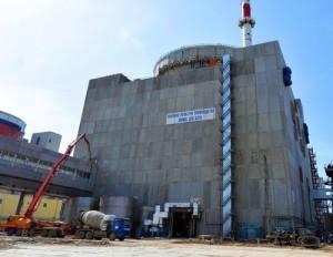 Строительство 4 блока Ростовской АЭС.