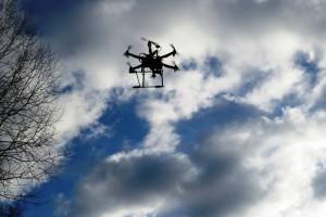 Krasniy Bor dron