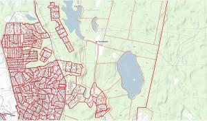 Toksovo map