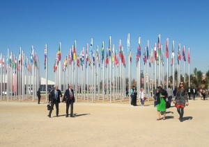 COP 22 climate conference Marrakesh Morocco