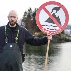 norwegian-protest