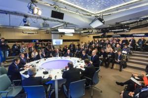Международный форум-диалог «Росатома», Москва, 23 ноября 2016 г.