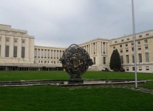 Офис ООН в Женеве.