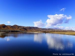 Eg (Egiin gol) River Mongloia