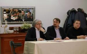 Alersandr Nikitin Aleksandr Kolotov Denis Pleschenko