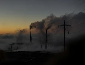 nikel industrial pollution