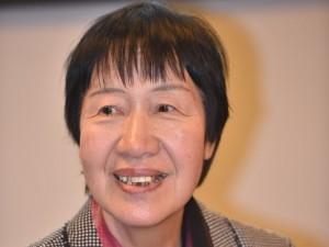 Тошико Танака, «хибакуся» – жертва ядерной бомбардировки Хиросимы.