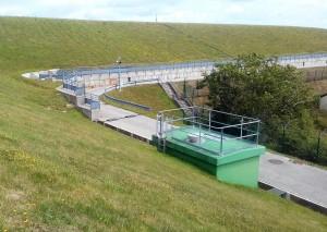 nuclear waste storage La Manche