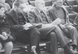 Алексей Яблоков на заседании Верховного Совета СССР.