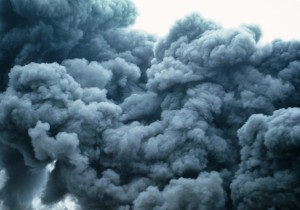 fire air pollution