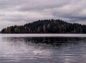 lake leningrad region