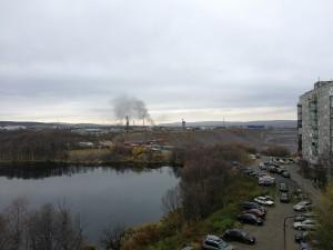 Murmansk concrete plant