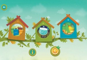 Скриншот из EcoKids для iOS и Android. Игра учит не только правильно сортировать отходы, но и беречь воду и электроэнергию.