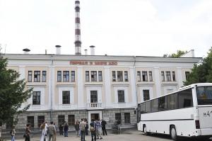 Обнинская АЭС.