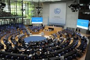Климатическая конференция в Бонне. 1 мая, 2018 г.