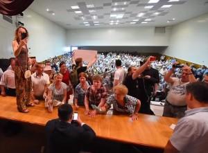 Osinovo MSZ hearings