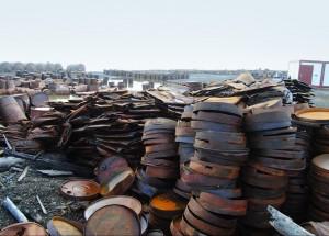 dump-waste Franz Josef Land
