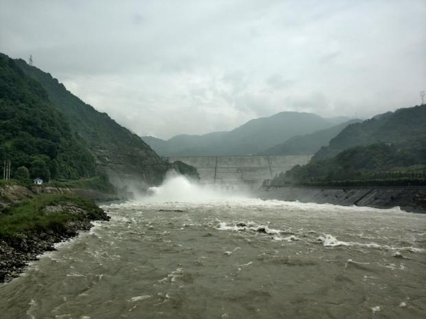 Гидроэлектростанция Дуцзянъянь