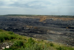 Coal mining kuzbass