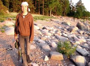 Анна Лосева, зоолог, выпускник биологического факультета СПбГУ и природоохранный активист.