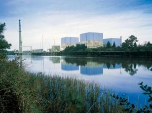 АЭС Брансуик, США.
