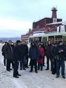 Общественный совет на территории ФГУП _Атомфлот_