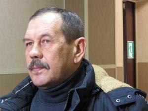 Severnaya Samarka poligon SNT Eskalator Vladimir Grishin