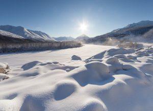 Verkhoyansk Range Yakutia Sakha Republic